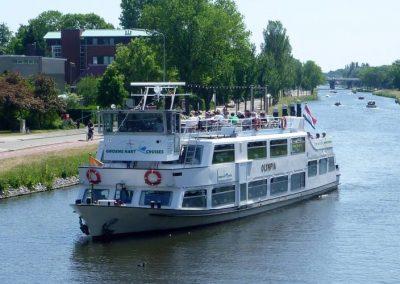 Groene Hart Cruise & Leiden