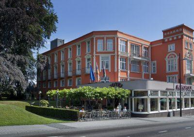 Interieurs Grand Hotel Monopole