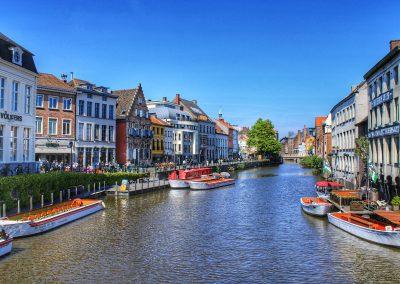 Citytrip Gent