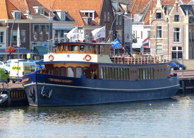 Varen over de IJssel & Kampen